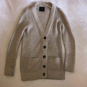 Zara Sweaters - Zara Knit Long Buttoned Cozy Fall/Spring Sweater.